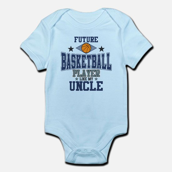 Future Basketball Player Like My Uncle Body Suit