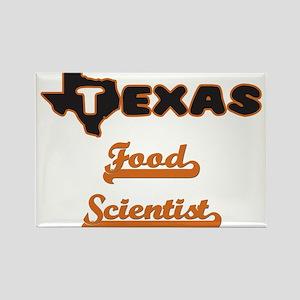 Texas Food Scientist Magnets