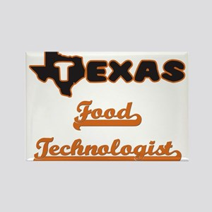Texas Food Technologist Magnets
