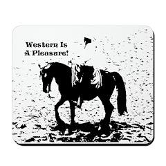 AFTM Arabian Western Mousepad