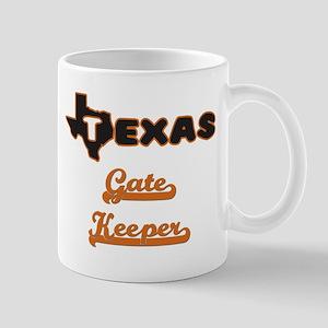 Texas Gate Keeper Mugs