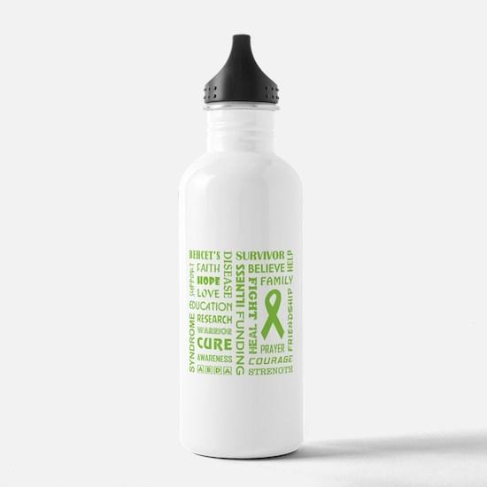 FAITH, HOPE, LOVE Water Bottle