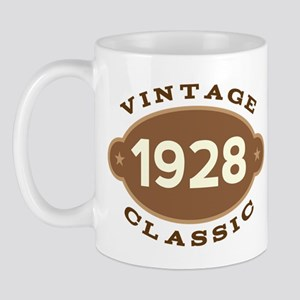 1928 Birth Year Birthday Mug
