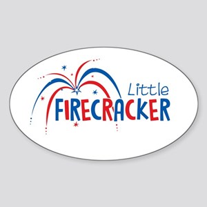 Little Firecracker Sticker