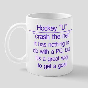 """""""Crash the net"""" Mug"""