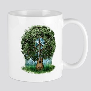 Guitar Tree Mugs