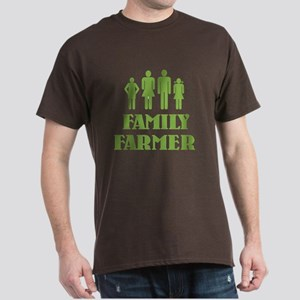 Family Farmer Dark T-Shirt