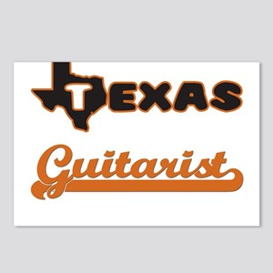 Texas Guitarist Postcards (Package of 8)