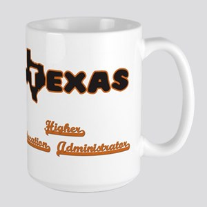Texas Higher Education Administrator Mugs