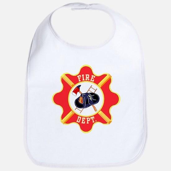 Fire Department Bib
