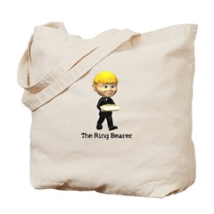 The Ring Bearer Tote Bag