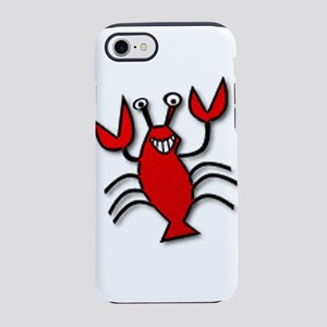 Red Lobster iPhone 7 Tough Case