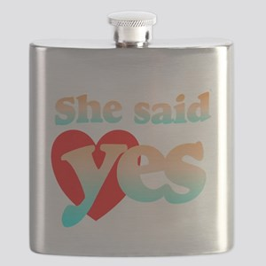 cute engagement 2 Flask