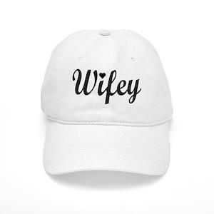 Wifey Hats - CafePress 9b47b859dd5