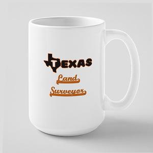 Texas Land Surveyor Mugs