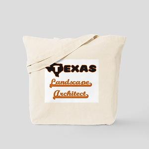 Texas Landscape Architect Tote Bag