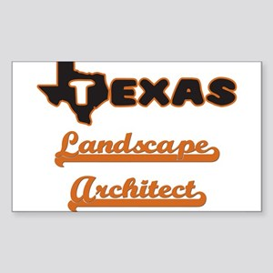 Texas Landscape Architect Sticker