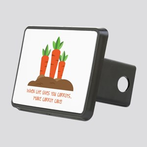 Carrot cake Hitch Cover