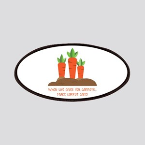Carrot cake Patch