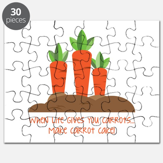 Carrot cake Puzzle