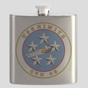 Uss Nimitz Cvn-68 Flask