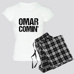 Omar Comin' Women's Light Pajamas