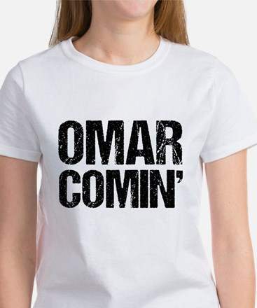 Omar The Wire Womens Shirts | CafePress