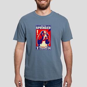 Obey the SPRINGER Spaniel! T-Shirt