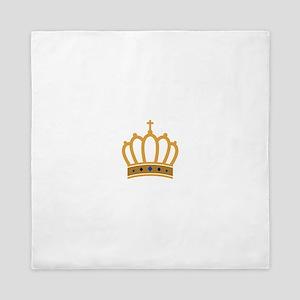 King Crown Queen Duvet