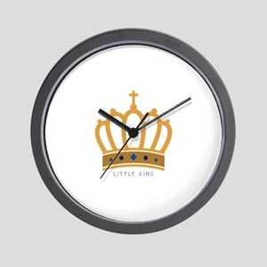 Little King Wall Clock
