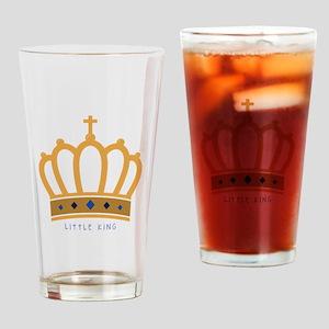 Little King Drinking Glass