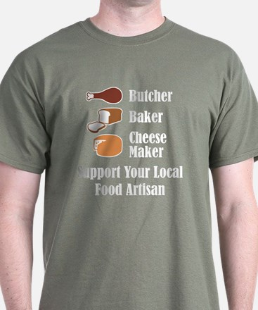Food Artisan T-Shirt