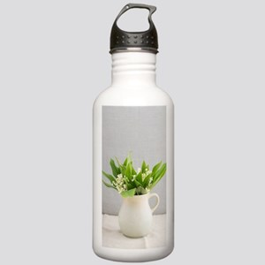 Lilies of the valley Stainless Water Bottle 1.0L