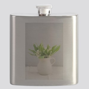 Lilies of the valley Flask