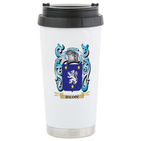 Baudou Coat of Arms - Family Crest Mugs