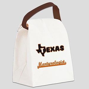 Texas Martyrologist Canvas Lunch Bag
