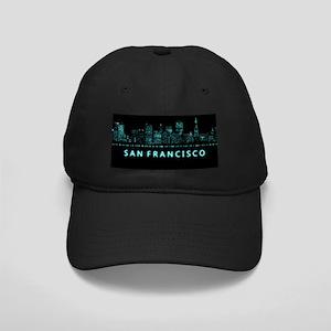Digital Cityscape: San Francisco, Califo Black Cap
