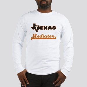 Texas Mediator Long Sleeve T-Shirt