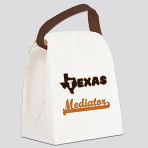 Texas Mediator Canvas Lunch Bag