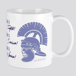 I AM A WARRIOR! Mug