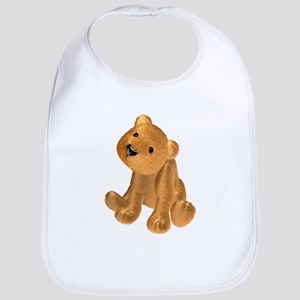 Brown Bear Bib