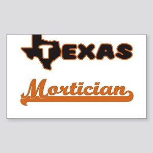 Texas Mortician Sticker