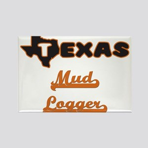 Texas Mud Logger Magnets