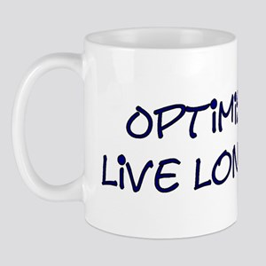 Optimists Mug