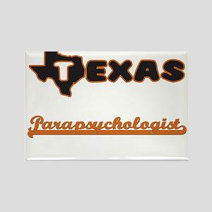 Texas Parapsychologist Magnets