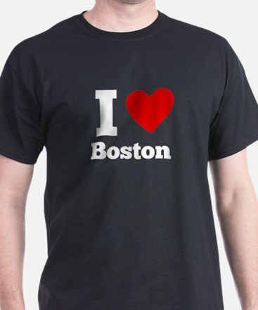 I Heart Boston T-Shirt