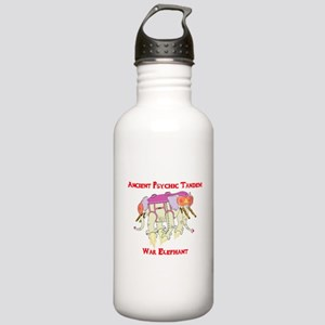 Ancient Psychic Tandem War Elephant Water Bottle