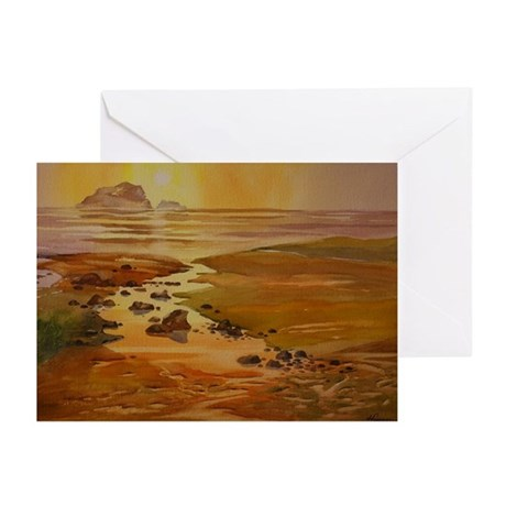 A World Away Note Cards (Pk of 10)