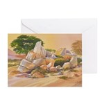 Bright Stones Note Cards (Pk of 10)