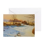 Eight below Zero Greeting Cards (Pk of 10)